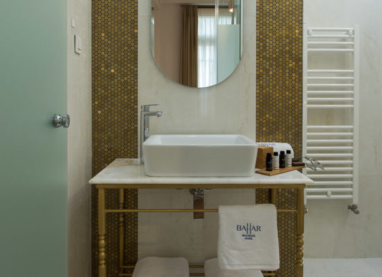 Bahar Boutique Hotel Executive bathroom room